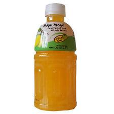 MOGU MOGU MANGO FLAVOURED DRINK WITH NATA DE COCO - 24 X 320ML