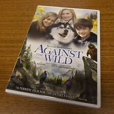 Against the Wild (DVD, 2014)