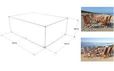 Abdeckhaube Schutzhülle zu Sitzgruppe  Gartenmöbel 190x150x100 cm NEU & OVP