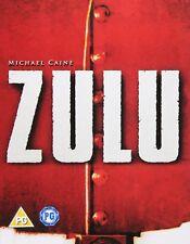 ZULU STARRING MICHAEL CAINE (1964) BLU RAY FILM STEELBOOK EDITION NEW REGION B