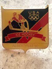 USA Olympic Hockey Pin