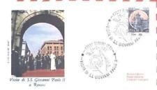 Italia 1982 Jan Paweł II papież John Paul pope papa papst (82/1+1a)