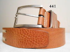 New Leather Western Casual Belt Rust Color Size 40 (Last one in this size!)