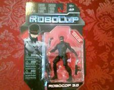 ROBOCOP ACTION FIGURE TOY JADA LIGHT ACTION ROBOCOP 3.0 2014 ALEX MURPHY POLICE