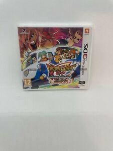 Inazuma Eleven Go: Chrono Stones Wildfire - Nintendo 3DS - UK PAL SEALED NEW!