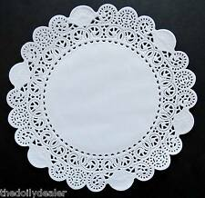 "*BELLA* PAPER LACE DOILIES 8.5"" OR 21.5cm*   X 24"