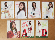 SNSD Girls Generation Official Star Card Photocard Photo Card Seohyun Lot