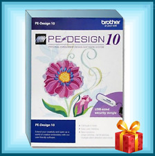 Brother Pe Design 10 Embroidery Full Software 2020 ✅ Fast Delivry ✅ Lifetime ✅