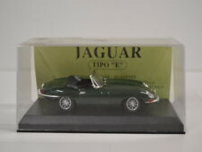 "22 ) Model BEST - Jaguar TIPO "" E"" - Coupe Roadster Cabrio - in grün in OVP"