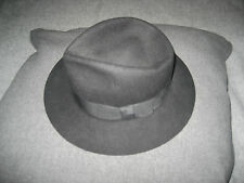 MICHAEL JACKSON FEDORA HAT AUTHENTIC FROM NOV 1988 WORLD TOUR LA GREAT CONDITION