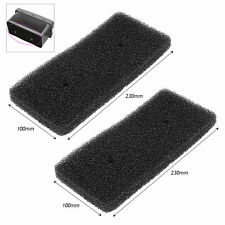 SAMSUNG Tumble Dryer Foam Filter DV80  Genuine DC62-00376A Set of 2