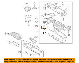 81206-48020 Toyota Lamp sub-assy, console box 8120648020