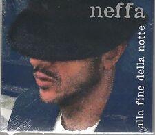 NEFFA ALLA FINE DELLA NOTTE CD FC SIGILLATO!!!