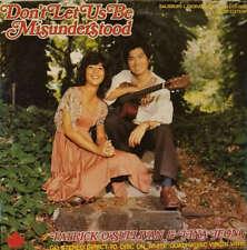 Patrick O'Sullivan & Lina Jeong - Don't Let Us B Vinyl Schallplatte - 163586