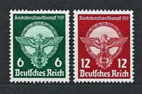 DR Nazi WWII Germany Rare WW2 MNH Stamps1939 German Professional Competitions