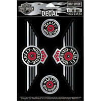 "Harley-Davidson Aufkleber ""FAT BOY"" Decal *DC753823*"