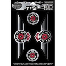 "Harley-Davidson Adesivo ""FAT BOY"" Decalcomania DC753823"