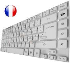 Clavier Blanc Français Azerty compatible ACER Aspire TimelineX 4830Z 4830TG