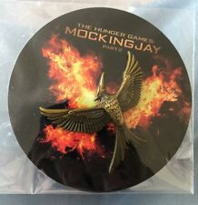 THE HUNGER GAMES MOCKING JAY SDCC PIN BADGE EXCLUSIVE COMIC CON 2015 Rare