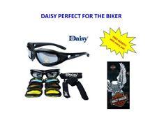 DAISY C5  Sunglasses/Googles Motorcycle  - Free Mask Eagle DM21