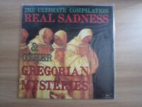 Real Sadness & Other Gregorian Mysteries 1992 Korea Promo Factory Sealed LP