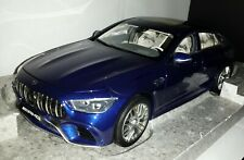 Norev 1:18 NEW Mercedes-Benz AMG GT 63 S 4MATIC (X290) r 2018 brilliant blue