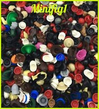 LEGO 3878 @@ Minifig Headgear Hat Top Hat @@ BLACK @@ NOIR