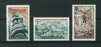 Luxembourg 1964 Vianden Reservoir full set of stamps. MNH. Sg 740-742.