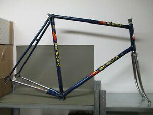 De Rosa Derosa Sammontana 61cm vintage steel road bicycle frameset Columbus SLX
