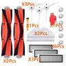 Staubsauger Filter Netz Set Pinsel Für Xiaomi Mi Robot Mop Tücher Werkzeug Teile