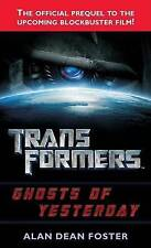 NEW Transformers: Ghosts of Yesterday (Transformers (Ballantine Books))