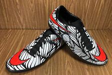 Nike Neymar's HyperVenom 820187-061 Men's Indoor Soccer Shoes Black /White US 12