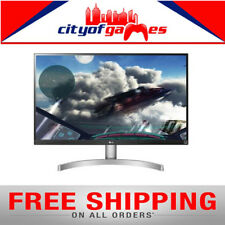 LG 27 inch Class 4K UHD IPS LED Monitor with HDR 10 Brand New 27UK600-W