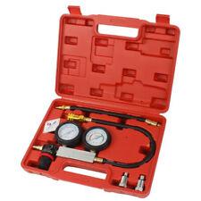 Petrol Engine Cylinder Leak Down Tester Compression Leakage Detector Kit Set