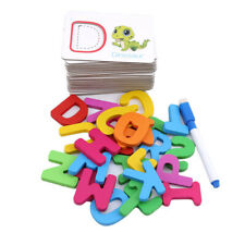 Kids Alphabet Puzzle Cards Preschool English Learning Early Education Toys Z