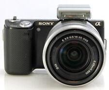 SONY NEX-5n 16.1 Megapixel Digital Camera + 18-55mm f3.5-5.6 OSS Zoom lens BOXED