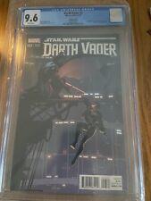 Darth Vader #3 (CGC 9.6) - 1:25 Larroca Variant Dr. Aphra star wars variant