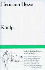Bibliothek Suhrkamp, Bd.75, Knulp von Hesse, Hermann | Buch | Zustand akzeptabel