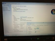 Ibm Lenovo ThinkPad T60 Laptop | Genuine Intel 2.0Ghz 3Gb Ram Windows 7