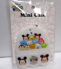 Japanese Goods Mini Case DISNEY TSUM TSUM  Made In JAPAN!!