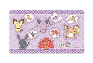 Pokémon TCG: Ditto As Playmat