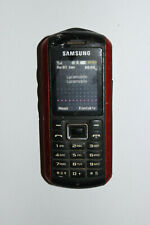 Samsung Solid Extreme GT-B2100 - Scarlet Red (Ohne Simlock) Handy