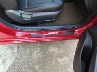 für Mazda 3 Schutz Zubehör Teile Scuff Einstiegsleisten Beschützer eStoßstangn