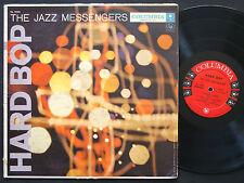THE JAZZ MESSENGERS Hard Bop LP COLUMBIA CL1040 DG MONO Art Blakey Jackie McLean
