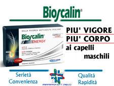 NOVITA' PRIMAVERA 2020! Bioscalin Energy 30 Compresse Anticaduta UOMO