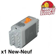 Lego - 1x electric 9V Battery Box boitier pile Power Function PF 59510c01 NEUF