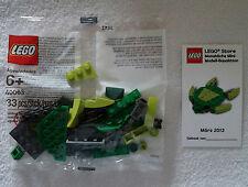 LEGO® 40063 Schildkröte Turtle  Promo Polybag  Neu & OVP selten new  6015977