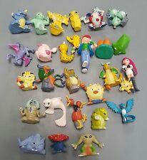 NEW 24pcs Lots 2-3cm Pokemon Mini Original Ash and More