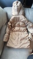 Baby Girl Winter Coat Jacket 5-6 Years Tu Clothing