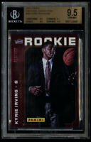 2012 Panini National Convention #35 KYRIE IRVING /499 Rookie RC BGS 9.5 Gem Mint